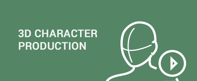 3D character production - CrazyTalk